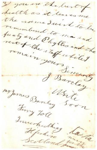 Soldier's letter 08.04.1919 p3