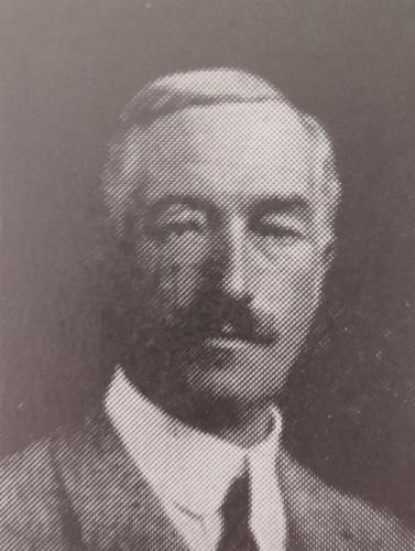 WARD Bertram Edmund