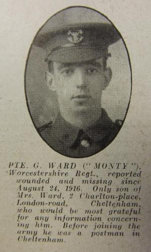 WARD George Henry