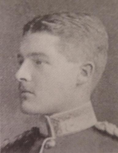 WARREN John Booker Brough