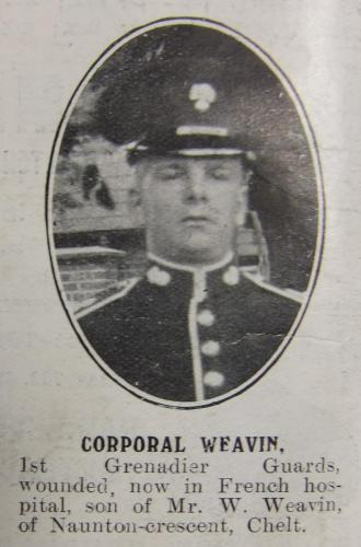 WEAVIN William Henry