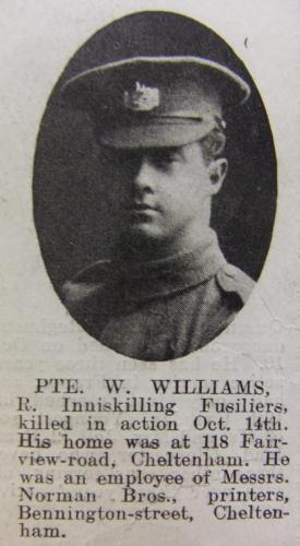 WILLIAMS Wallace