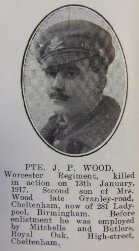 WOOD John Percy