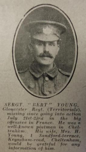 YOUNG Herbert Frank William